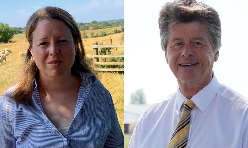 Ruminant Health & Welfare - Caroline Slay and Gwyn Jones